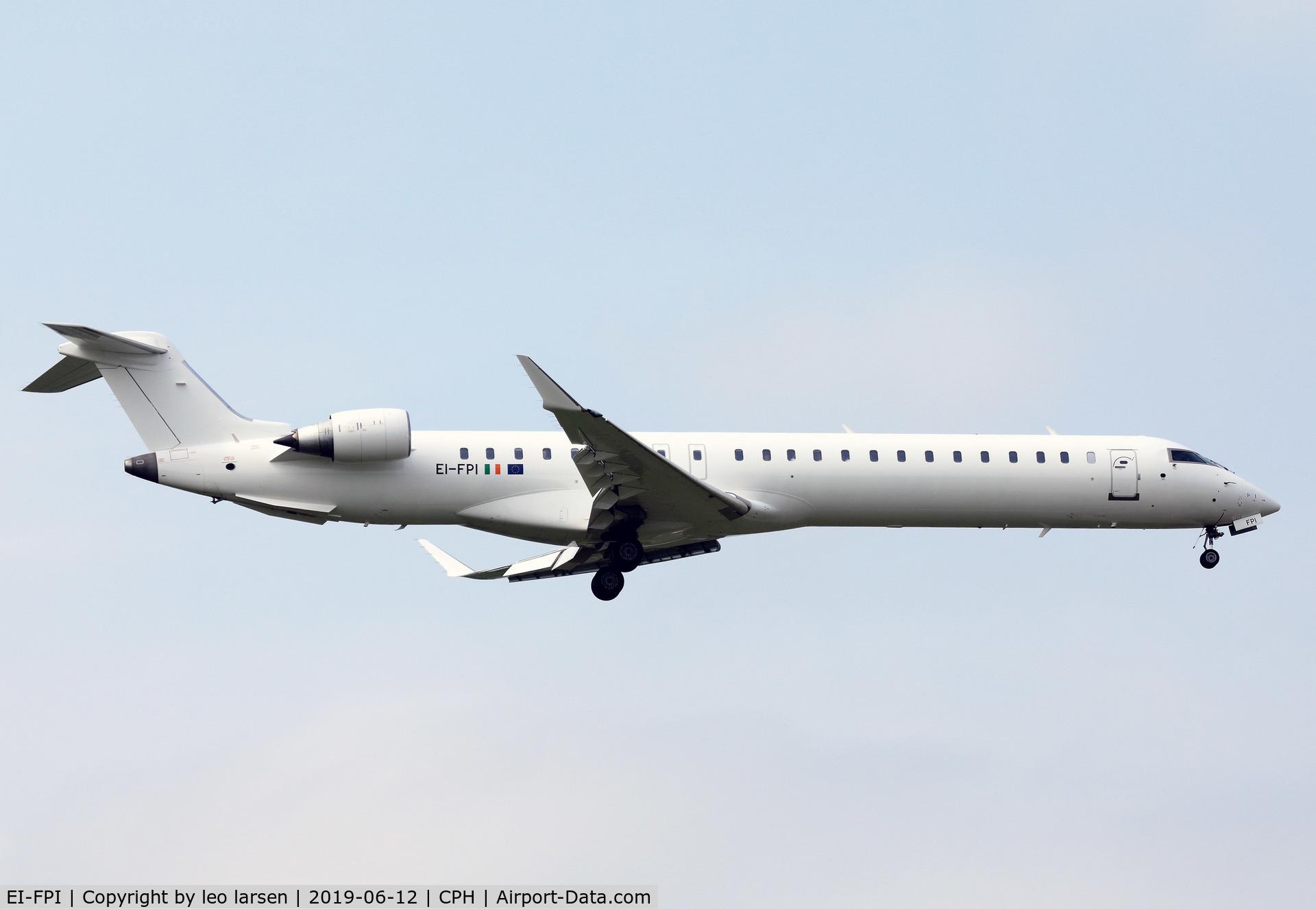 EI-FPI, 2016 Bombardier CRJ-900LR (CL-600-2D24) C/N 15425, Copenhagen 12.6.2019