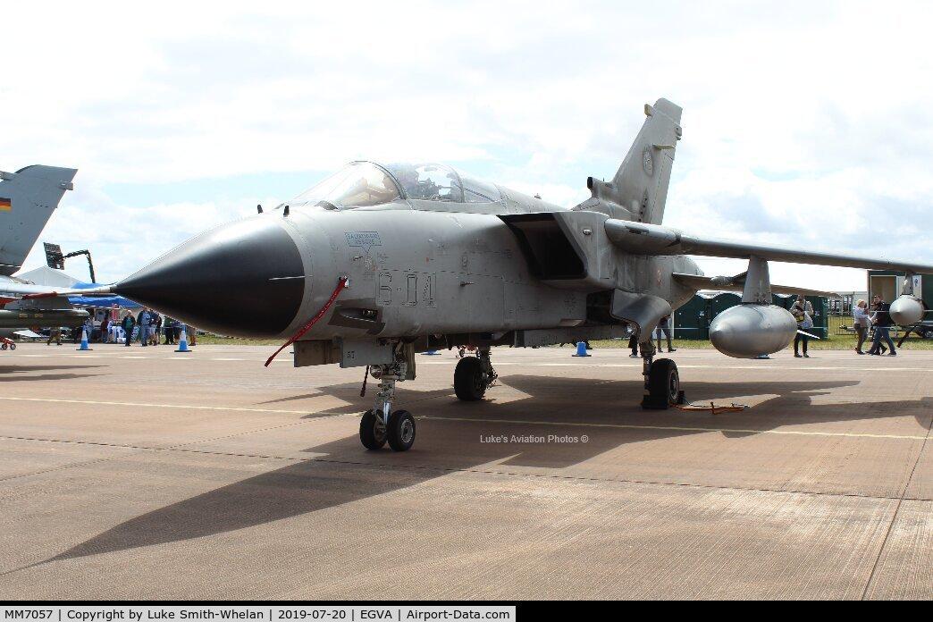 MM7057, Panavia Tornado IDS MLU C/N 456/IS056/5066, At RIAT 2019