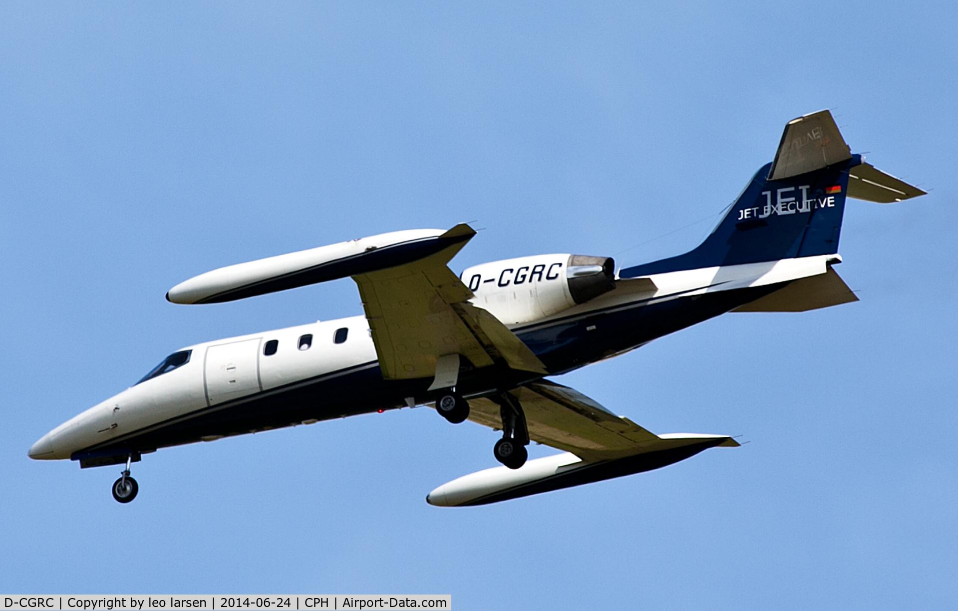 D-CGRC, 1979 Gates Learjet 35A C/N 35-223, Copenhagen 24.6.2014