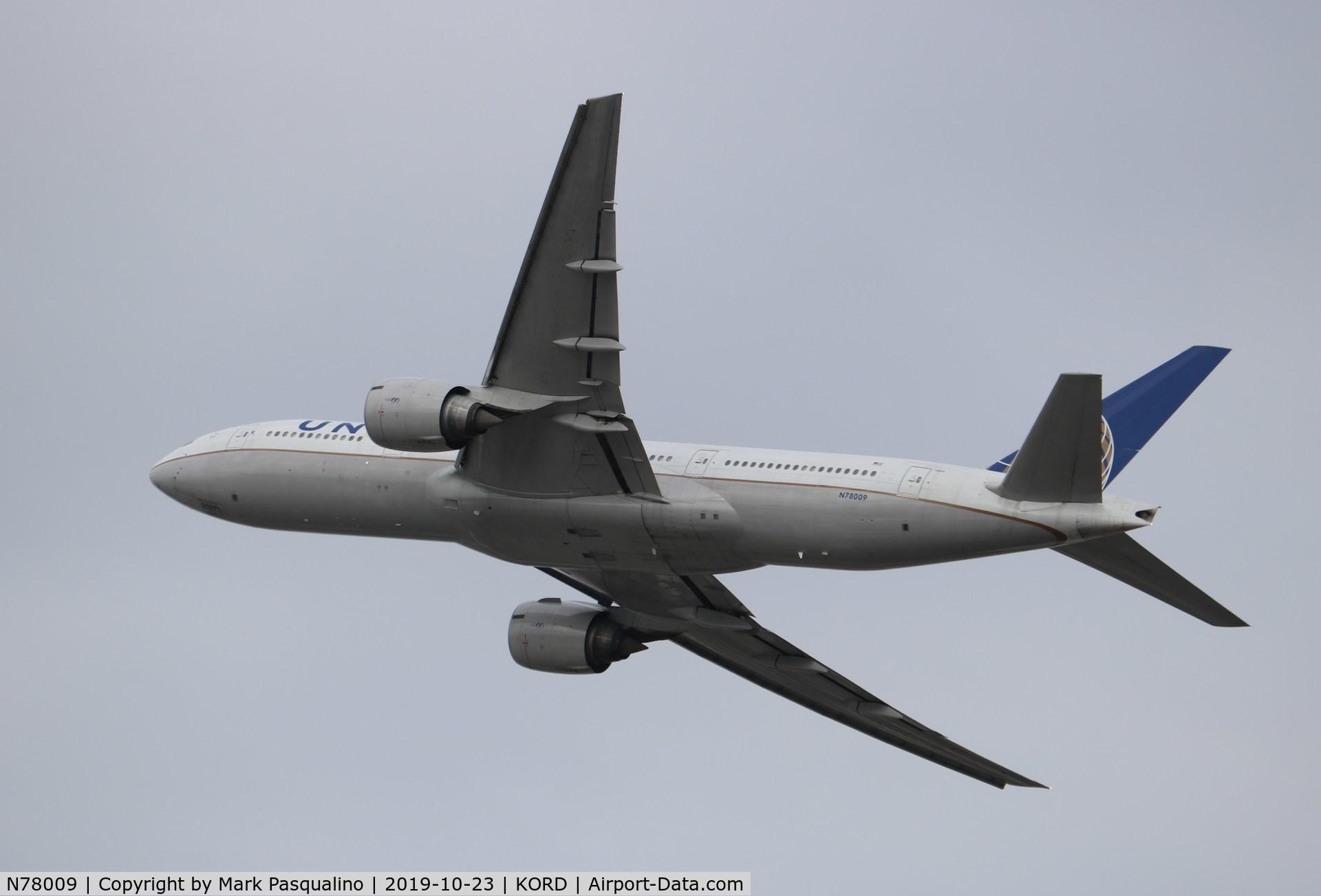 N78009, 1999 Boeing 777-224 C/N 29479, Boeing 777-224