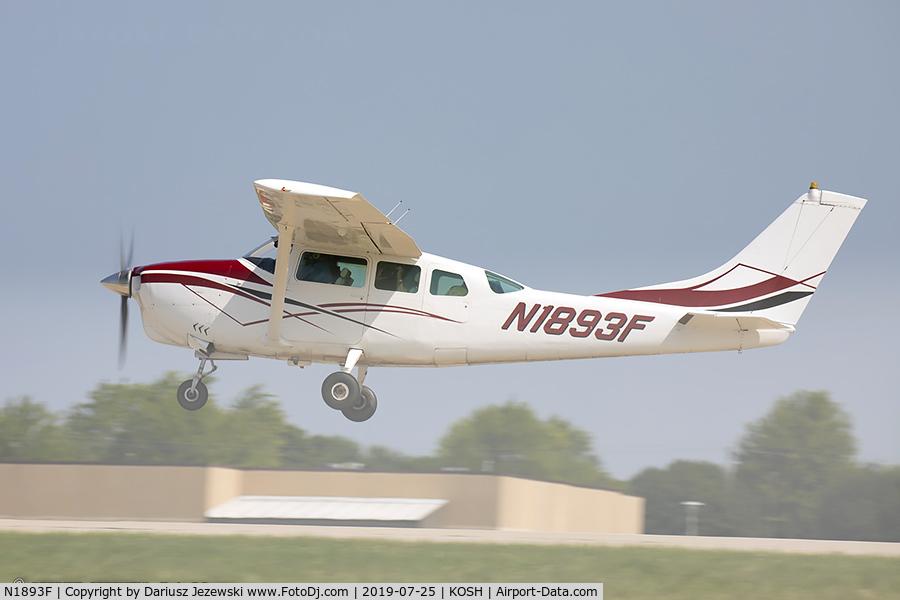 N1893F, 1966 Cessna 210F Centurion C/N 21058793, Cessna 210F Centurion  C/N 21058793, N1893F
