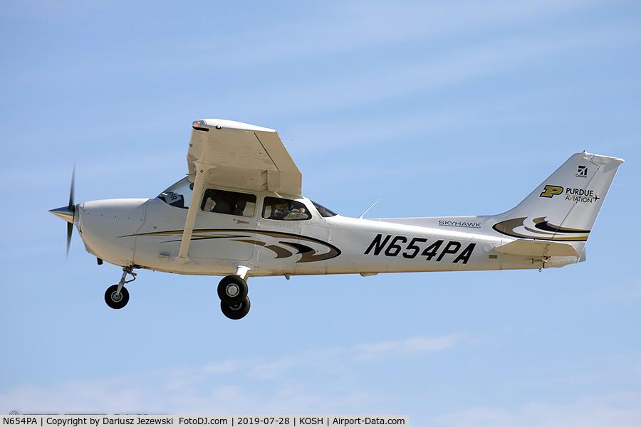 N654PA, 2018 Cessna 172S Skyhawk C/N 172S-12141, Textron Aviation Inc 172S  C/N 172S12141 , N654PA