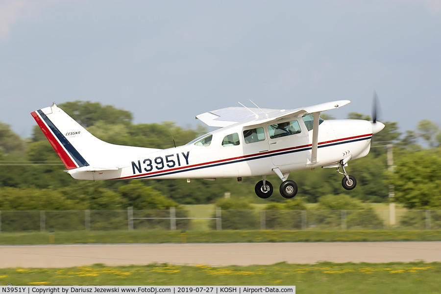 N3951Y, 1964 Cessna 210D Centurion C/N 21058451, Cessna 210D Centurion  C/N 21058451, N3951Y