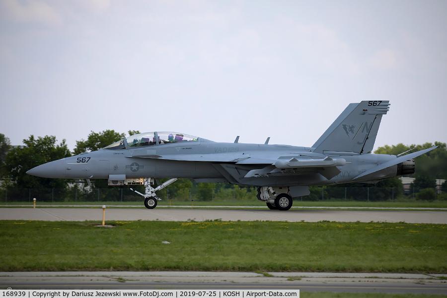 168939, Boeing EA-18G Growler C/N G-111, EA-18G Growler 168939 NJ-567 from VAQ-129