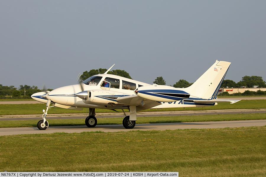 N6767X, 1961 Cessna 310F C/N 310-0067, Cessna 310F  C/N 310-0067, N6767X