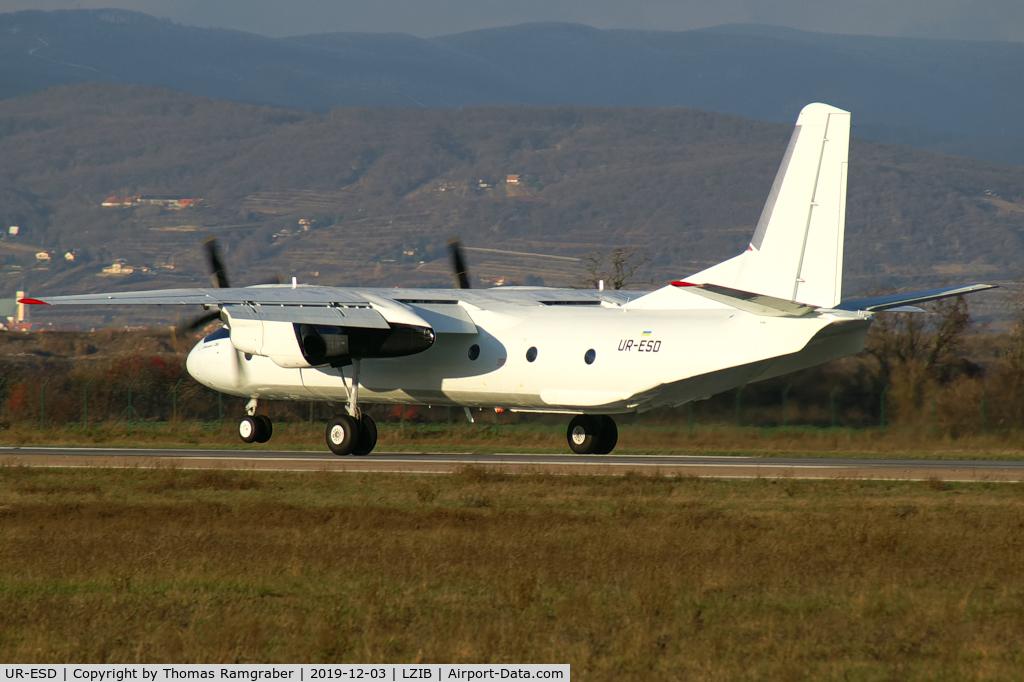UR-ESD, Antonov An-26-100 C/N ???, Air Urga Antonov An-26