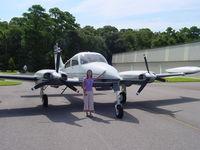 N6919L @ ILM - Cessna 310 K - by bell8769