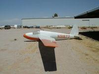 N91877 @ E68 - 120 degrees at Estrella Sailport, Arizona - by Curtis Clark