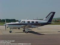 N44DN @ EGKA - Piper PA46 350P Malibu - by Colin Pratt-Hooson