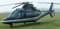 N109TW @ EGKA - Agusta A109C - by Colin Pratt-Hooson