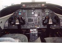N27MJ @ KBHM - Medjet Air Ambulance LJ36RX - Front Office - by Syed Rasheed
