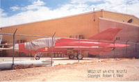 N121TJ @ MHV - At Mojave, California 2004 - by Robert West