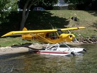 N904CC - N904CC in Wolfeboro, NH - by Donald Zimmer