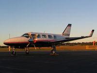 N102WM @ KUUU - Beautiful Aircraft sitting in the warm sunlight on this fine Saturday evening in Newport - by Ryan Davis