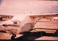 N902A @ DMA - 68-6872 in storage Davis Monthan AMARC Tucson AZ 1991