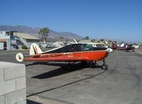 N8826R @ SZP - 1959 Downer Bellanca 260 CRUISEMASTER Model 14-19-3, Continental IO-470-F 260 Hp, 'Cardboard Constellation' - by Doug Robertson