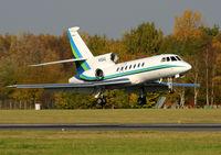 N119AG @ HAM - final on runway 15 - by Karl Haller