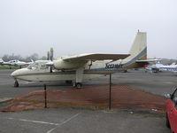 N121MT @ EGTD - Turbine Islander at Booker - by Simon Palmer