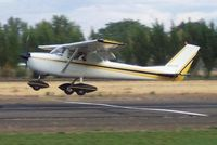 N61239 @ S95 - Tim's first solo landing - by Fred Palmer