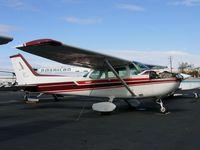 N1209F @ HWD - Flying Viking 1979 Cessna 172N at Hayward, CA - by Steve Nation