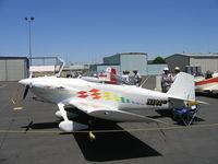 N101ST @ MCE - 2004 Jim Branum RV-4 homebuilt at Merced, CA - by Steve Nation