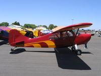 N1659E @ MCE - 1946 Aeronca 7AC Mimi as NC1659E at Merced, CA