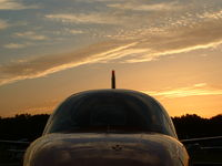 N164Z @ KLAL - sunset sun n fun 2005 life is good - by j rote