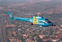 N315TV @ VNY - KTLA News Chopper 5 - by Bob Vreeland