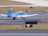 N1147G @ PDK - Taxing to warmup area - by Michael Martin