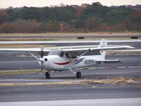 N109PH @ PDK - Student Pilot with successful landing - by Michael Martin
