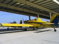 N5123U - Blair Air Service 1997 Air Tractor AT-802 (as sprayer) south of Lemoore, CA