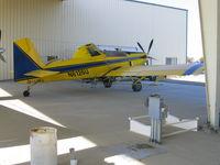 N6126U - Blair Air Service 1995 Air Tractor AT-502A (as sprayer) south of Lemoore, CA
