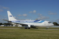 LV-JTO @ AEP - Aerolineas Argentinas 737-200 with old colours at Buenos Aires Aeroparque - by Mo Herrmann