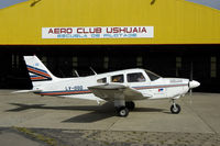 LV-OOD @ USH - Cessna of Aeroclube Ushuaia, the southernmost city in the world - by Mo Herrmann