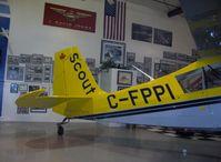 C-FPPI @ SZP - 2004 Bellanca 8GCBC SCOUT, Three blade prop - by Doug Robertson
