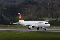 HB-IJS @ ZRH - Swiss A320 at Zurich - by Mo Herrmann