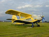 LY-AKM @ EYPI - Antonov 2 at Istra - by Margrith Herrmann
