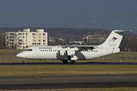D-AHOI @ GVA - Eurowings RJ85 at Geneva - by Mo Herrmann