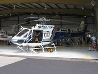 N617HP @ O41 - California Highway Patrol/CHP 2001 Eurocopter AS350-B3 at Woodland, CA for maintenance - by Steve Nation