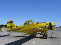 N8828S @ 32CL - Bob's Flying Service 1979 Air Tractor AT-301 near Knight's Landing, CA rigged for spraying