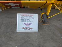 N133JU @ SZP - 1936 Bucker-JUNGMEISTER 133C GRAND CHAMPION ANTIQUE-OSHKOSH 1995 - by Doug Robertson