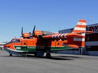 C-FYWP - Bombardier (Canadair) CL-215 Super Scooper Tanker - by Public domain