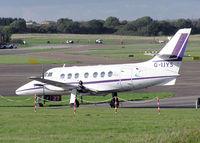 G-IJYS @ FZO - Eastern Airways BAe Jetstream 41 (G-IJYS) at Filton Airfield, Filton, Bristol, England in Sept 2004