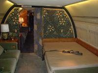 N707MQ @ BBU - Photos taken inside N707MQ VIP ex Royal Saudi Fleet - by Bujor Vlad Dragos