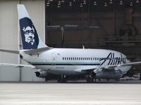 N743AS @ SEA - Alaska Airlines Boeing 737 at Seattle-Tacoma International Airport - by Andreas Mowinckel