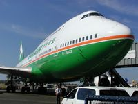 B-16403 @ SEA - Eva Air (Taiwan) Boeing 747 at Seattle-Tacoma International Airport - by Andreas Mowinckel