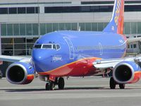 N448WN @ SEA - Southwest Airlines Boeing 737 The Spirit of Kitty Hawk at Seattle-Tacoma International Airport - by Andreas Mowinckel