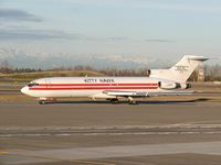 N1269Y @ SEA - Kitty Hawk Boeing 727 Freighter at Seattle-Tacoma International Airport. - by Andreas Mowinckel