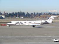 N607QX @ SEA - Horizon CRJ-700 at Seattle-Tacoma International Airport. - by Andreas Mowinckel