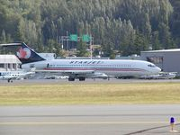 C-GOSJ @ BFI - Toronto Blue Jays arrived BFI in Boeing 727 from Starjet. (6/2004) - by Andreas Mowinckel